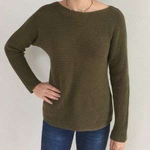 Old Navy Army Green Knit Sweater - New with tags